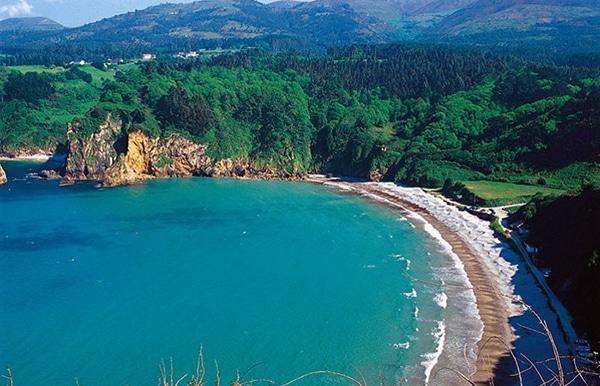 playas asturias playa decadavedo