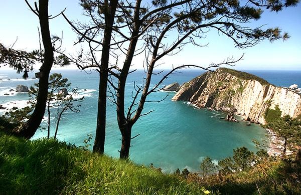 playas asturias playa del silencio
