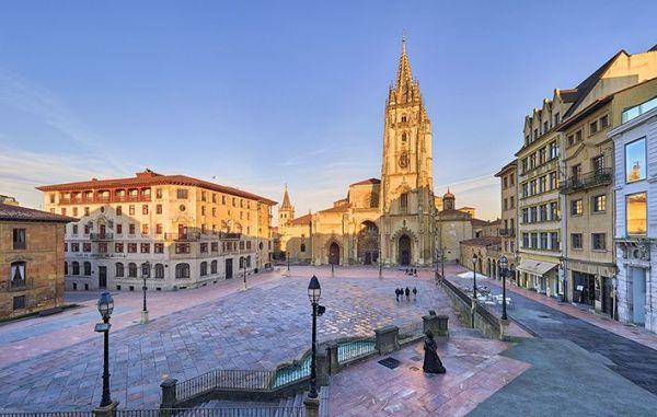 sitios para ver en asturias oviedo