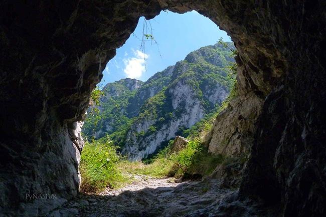 ruta de las xanas los tuneles