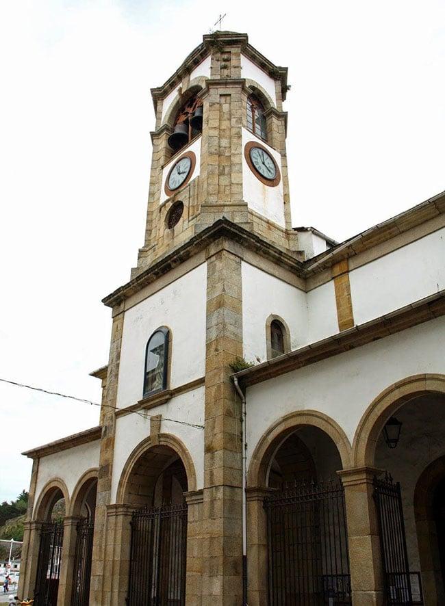 iglesia de santa eulalia en Asturias