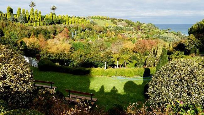 jardines de panrico en Asturias