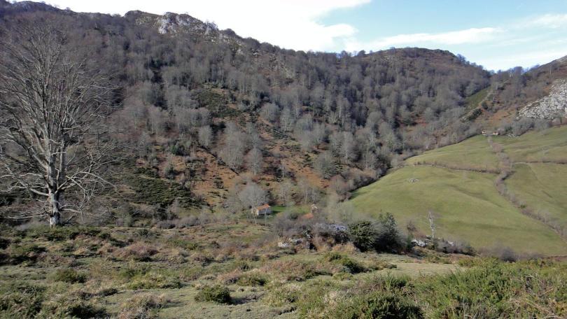 el valle de orandi