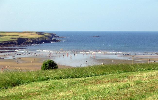 playa de bañugues en asturias