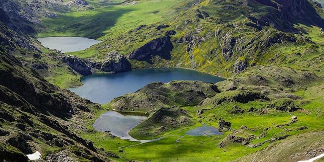 ruta por los lagos de saliencia sus lagos