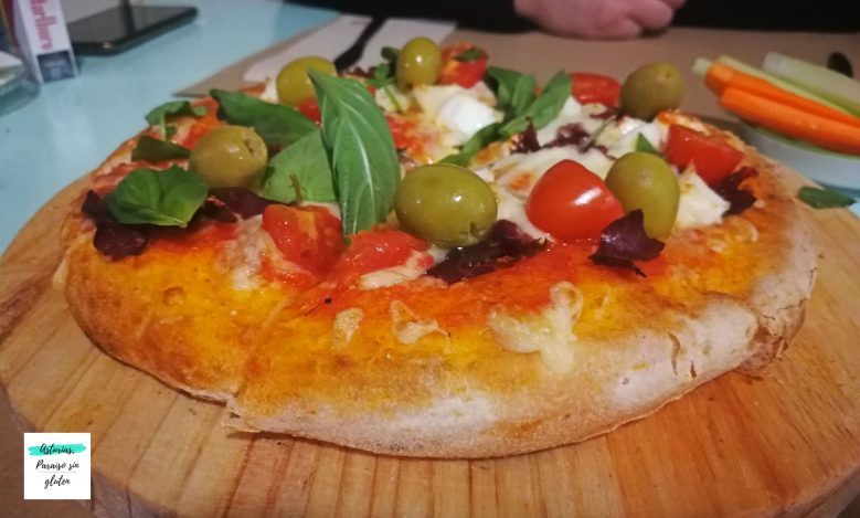 Pizza Salazana Holiday