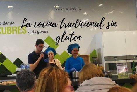 """""""Los Platos sin gluten"""". La Pavoneta."""
