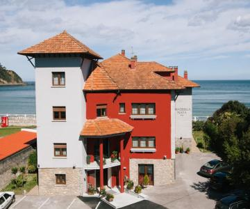 Hotel playa ribadesella