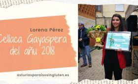 Celiaca Gayaspera 2018