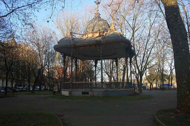 Parque del Muelle, Avilés