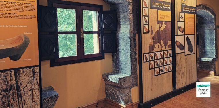 Museo Madera cortejo