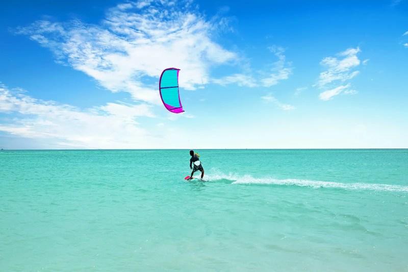 Kite surfing by Astuto travel