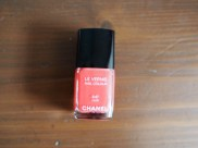 Chanel nail varnish (for touch-ups) - Shade 647 (Lilis)
