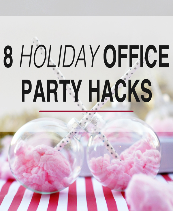 8 Holiday Office Party Hacks A Subtle Revelry