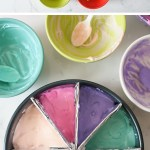 Colorwheel Cheesecake A Subtle Revelry