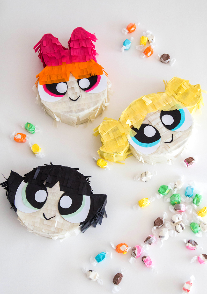 The Powerpuff Girls Party Pinatas A Subtle Revelry