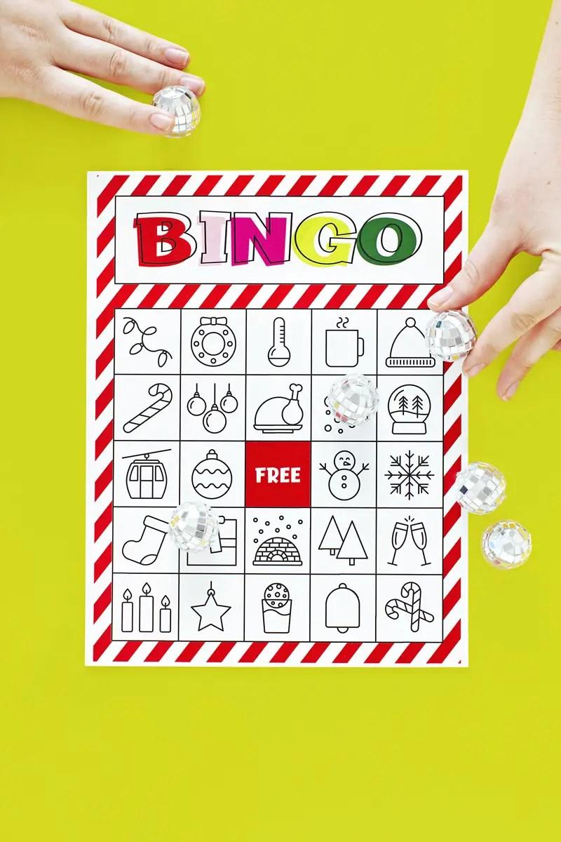 Free Printable Bingo Cards Large Print Amtletter Co