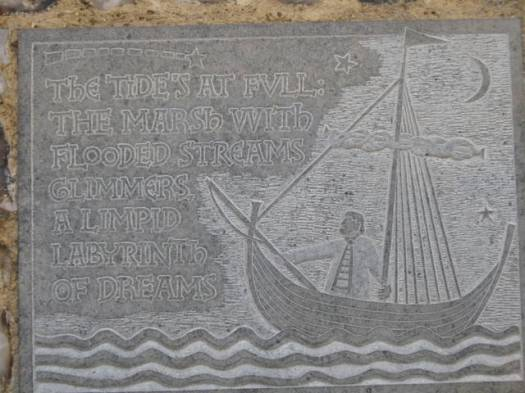 003Castle wall plaque