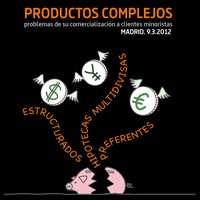 PRODUCTOS COMPLEJOS. SEMINARIO MADRID. 09/02/2012
