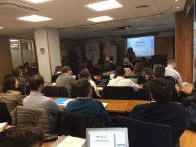 María José Lunas, abogada experta en derecho Bancario imparte un curso de Hipoteca Multidivisa en el ICAM