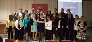 VI Conferencia Europea Sobre Hipotecas en Divisas en Barcelona. Foto familia.