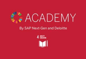 SAP Next-Gen academy for experience management in partnership with Deloitte