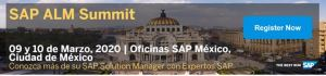 SAP ALM Summit