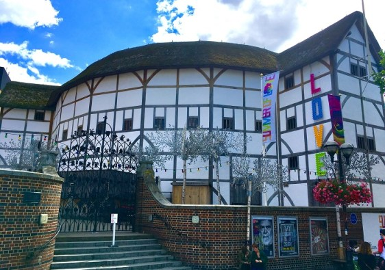 Shakespear's Globe Theater, London