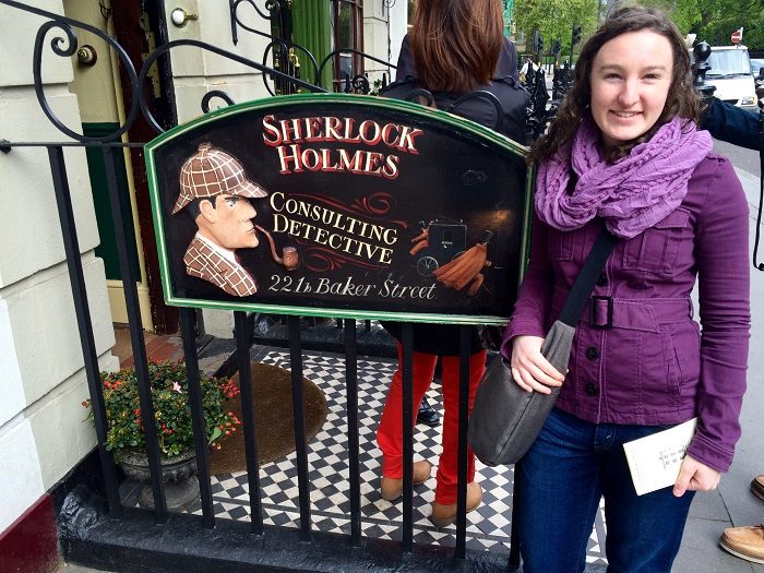London Literary Site: Sherlock Holmes Museum