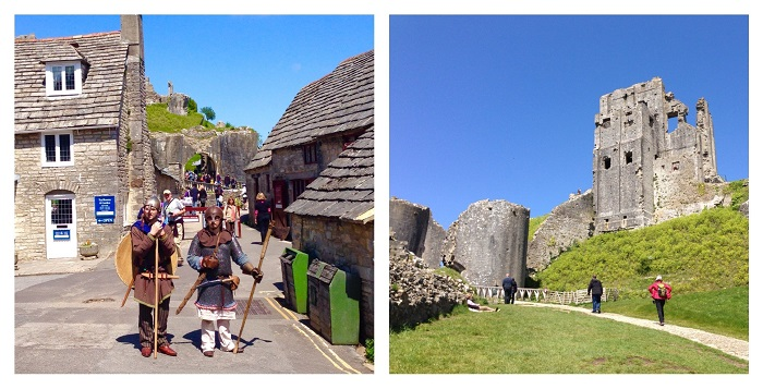 Corfe Castle Guards