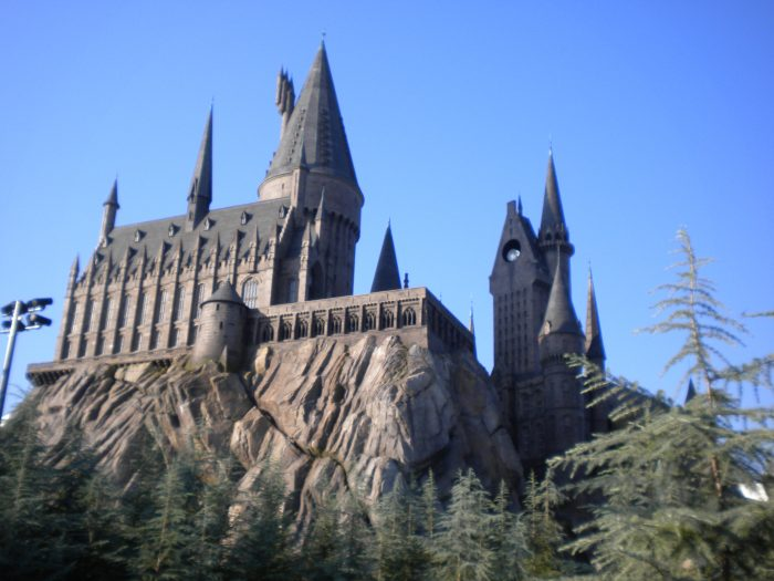 Hogwarts Castle, Wizarding World of Harry Potter, Universal Orlando