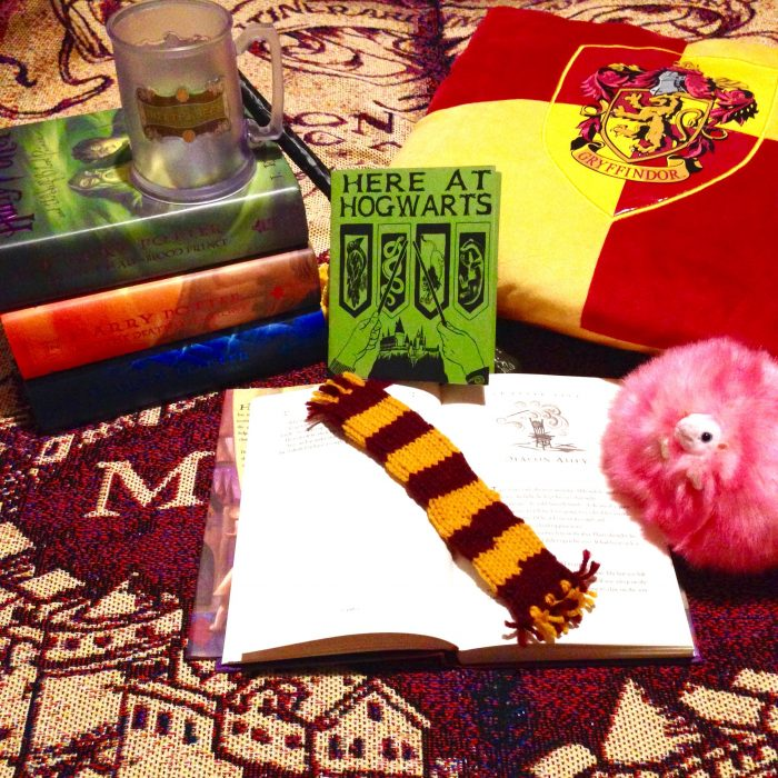 Here at Hogwarts Book Review