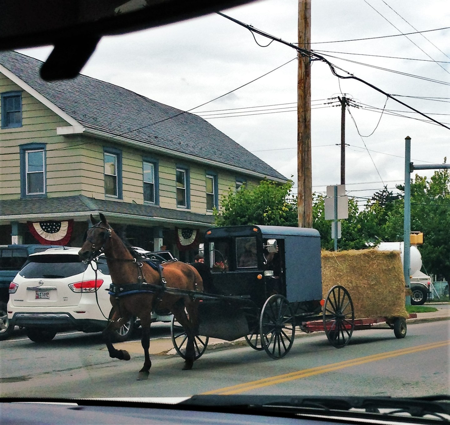 Amish Country for the Weekend