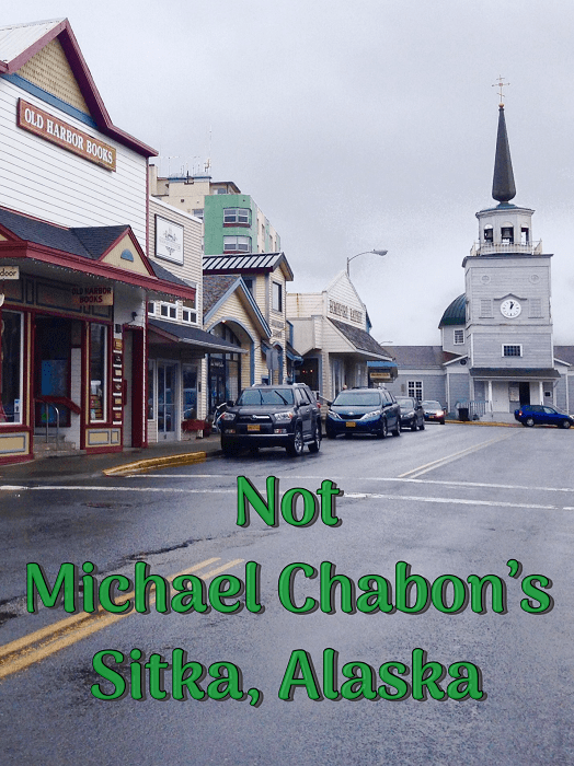 Comparing Michael Chabon's Sitka, Alaska to Reality