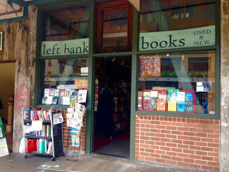 Indie Bookstore Left Banks Books, Seattle, Washington