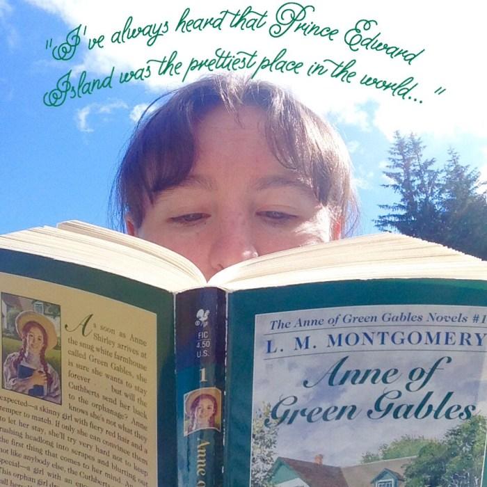 Anne Quote Prince Edward Island
