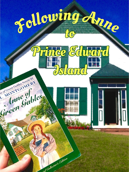 Looking for Anne & Finding Maud at Green Gables Heritage Place, P. E. I.