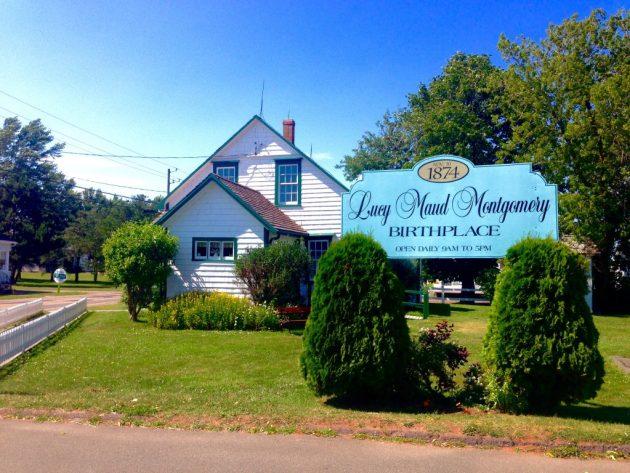 Lucy Maud Montgomery Birth House