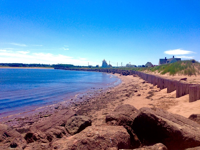 North Rustico Beach Prince Edward Island