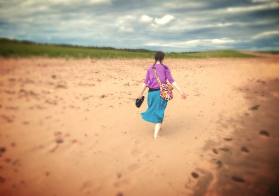 PEI Beach Walk