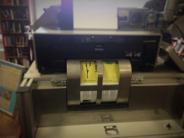 leap year self-publish printing