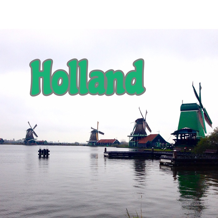Finding Old Holland at Zaanse Schans Historical Village