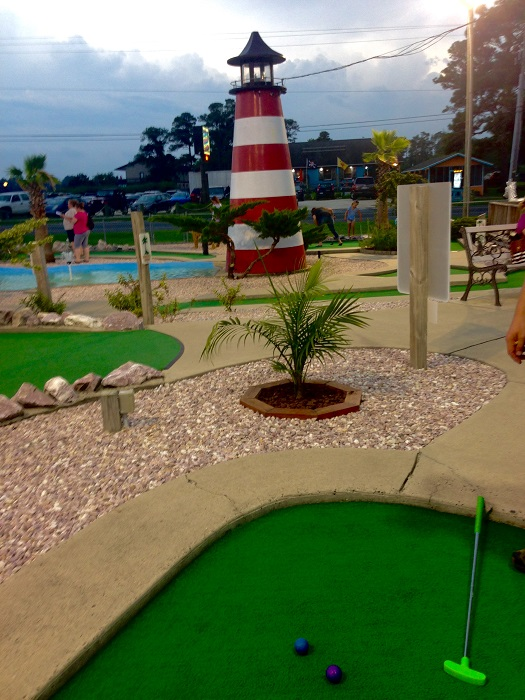 Chincoteague Mini Golf