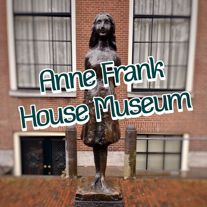 A Search for Clarity at the Anne Frank House