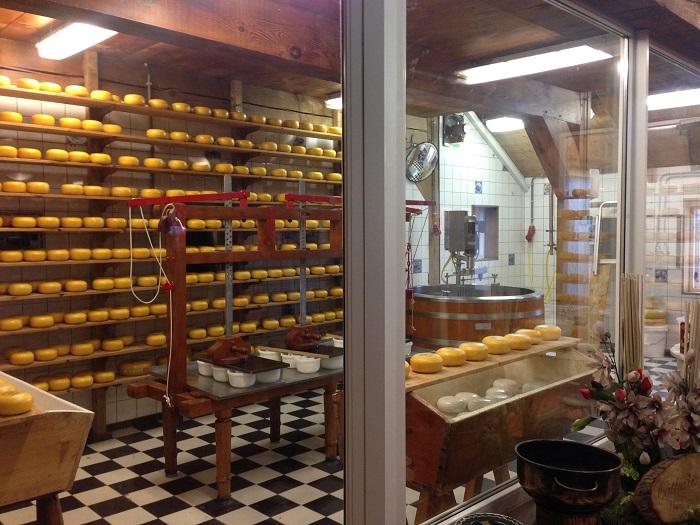 Zaanse Schans Cheese