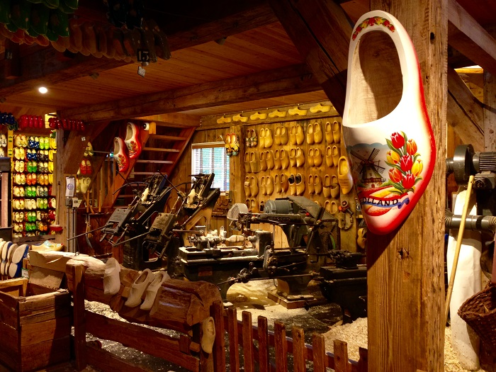 Zaanse Schans Wooden Shoe Workshop