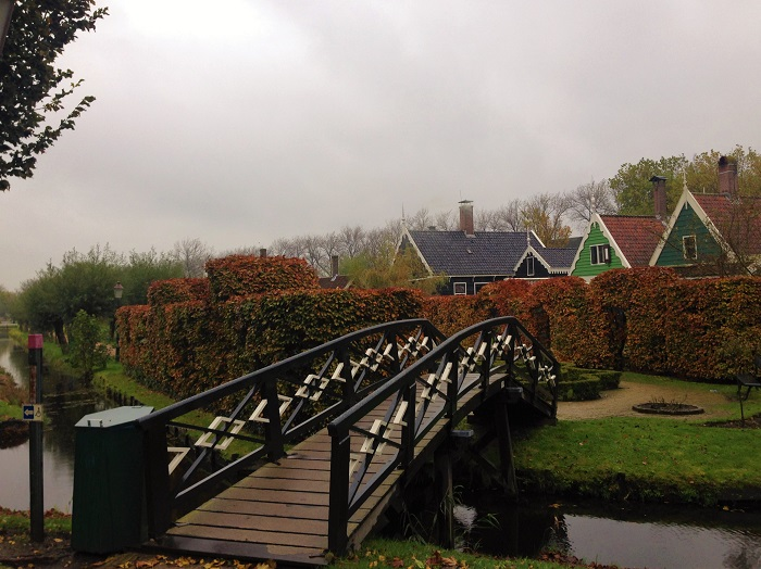 Zaanse Schans Bridge