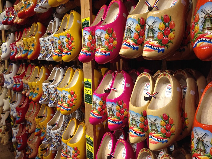 Zaanse Schans Wooden Shoe Workshop