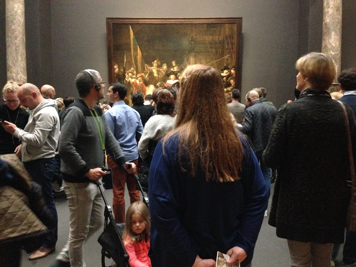 Rijks Museum The Night Watch