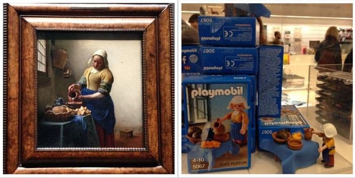 Rijks Museum Gift Shop